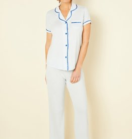 Cosabella Cosabella Bella Pima PJ  Short Sleeve with  Pants