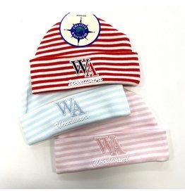 Creative Knitwear Baby Stripe Newborn Cap by Creative Knitwear