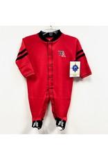 Creative Knitwear Baby Sport Shoe Romper by Creative Knitwear