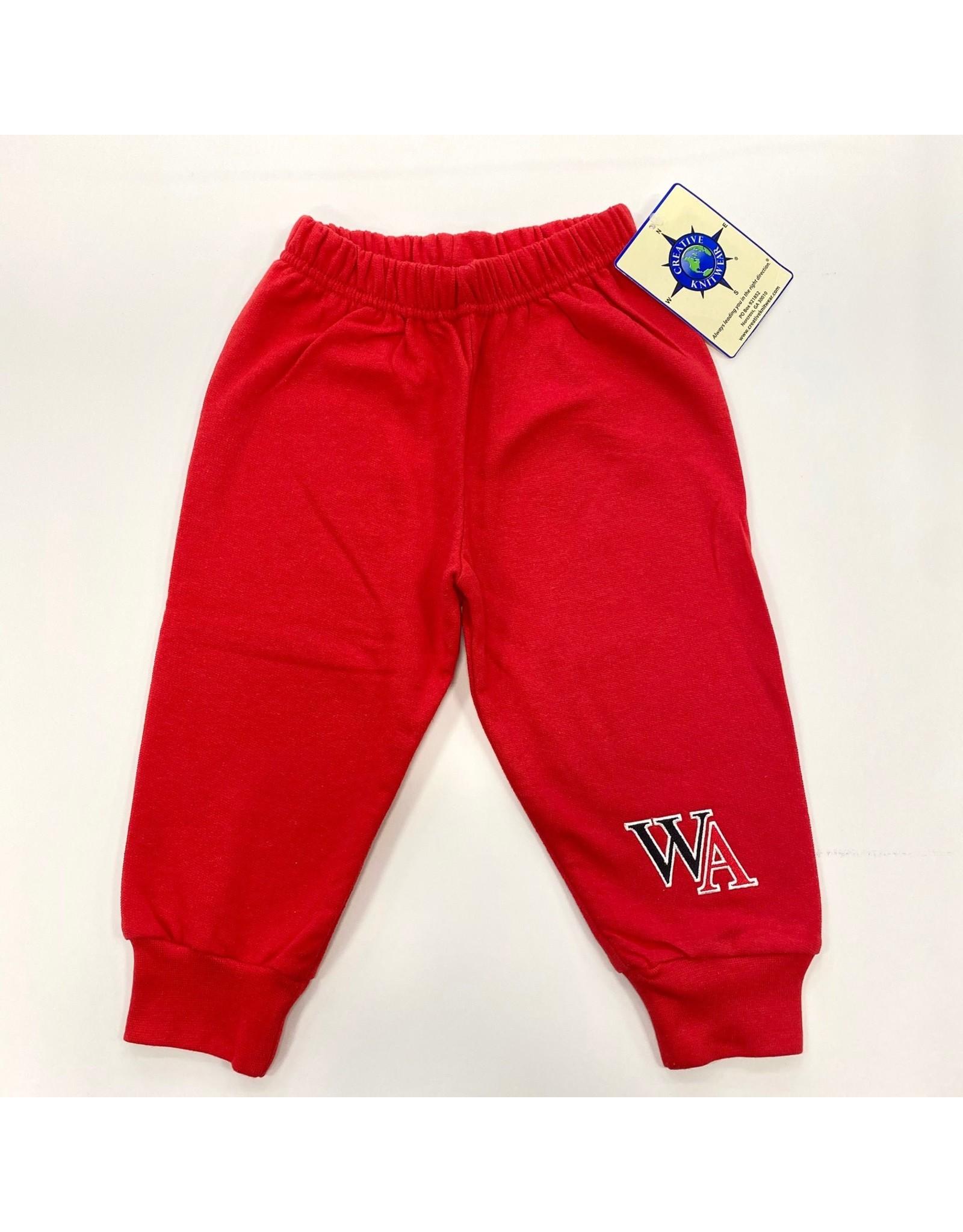 Creative Knitwear Baby Knit Sweatpants by Creative Knitwear