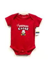 College Kids Baby Onesie - Lil' Woodward Eagle