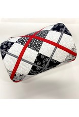 Handmade Vendor Blanket Handmade Argyle Quilt