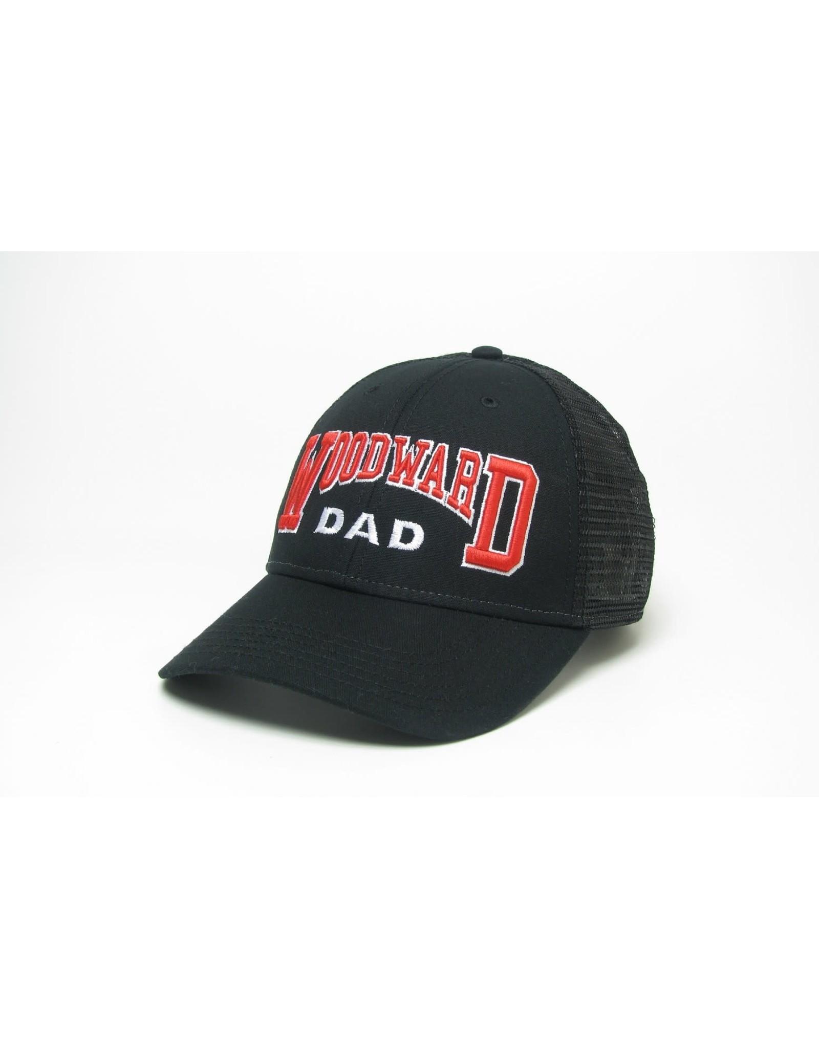 Legacy CAP Black DAD Lo-Pro Snapback by Legacy