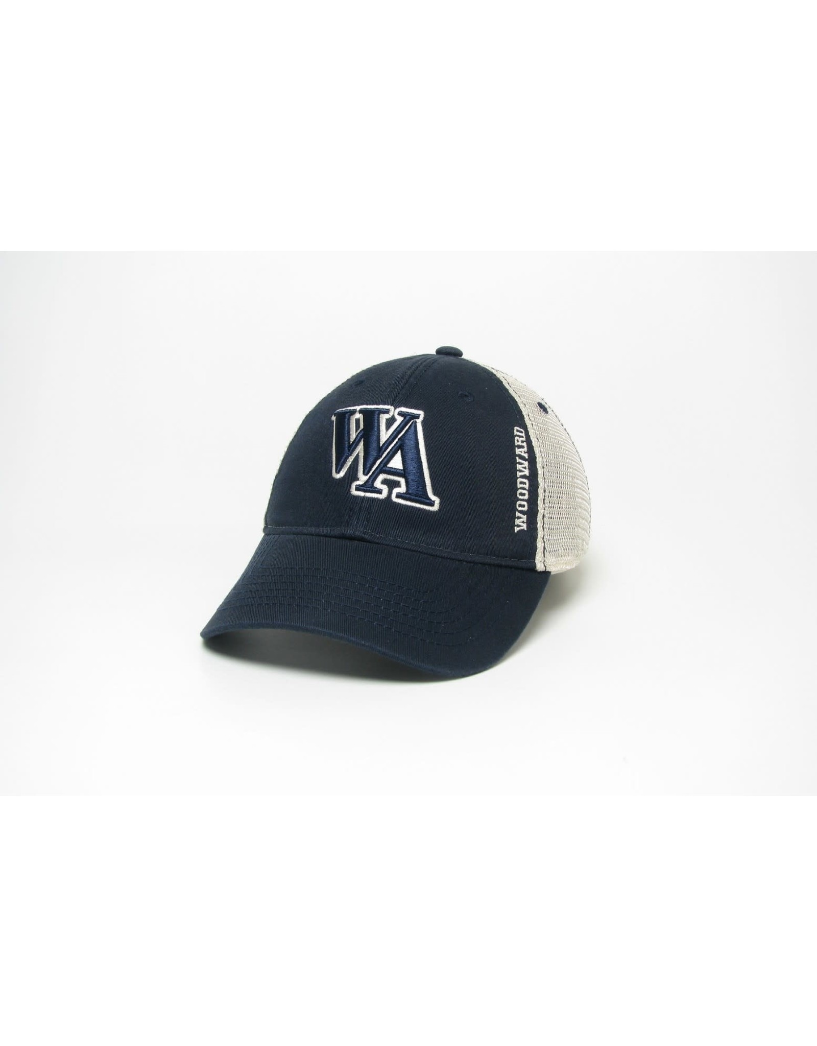 Legacy CAP Navy/Cream Relaxed Twill Trucker by Legacy