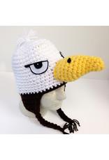Handmade Vendor Eagle Knit Hat