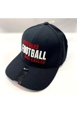 NIKE SALE CAP NIKE FOOTBALL BLK SWOOSH FLEX