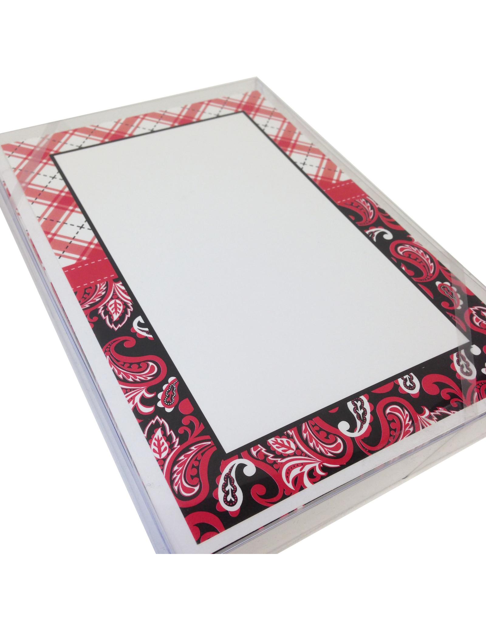 Invitation - RBW Blank Box (Qty 20)
