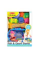 Melissa & Doug M&D - FISH AND COUNT GAME