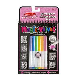 Melissa & Doug M&D - MAGIC VELVET #5394