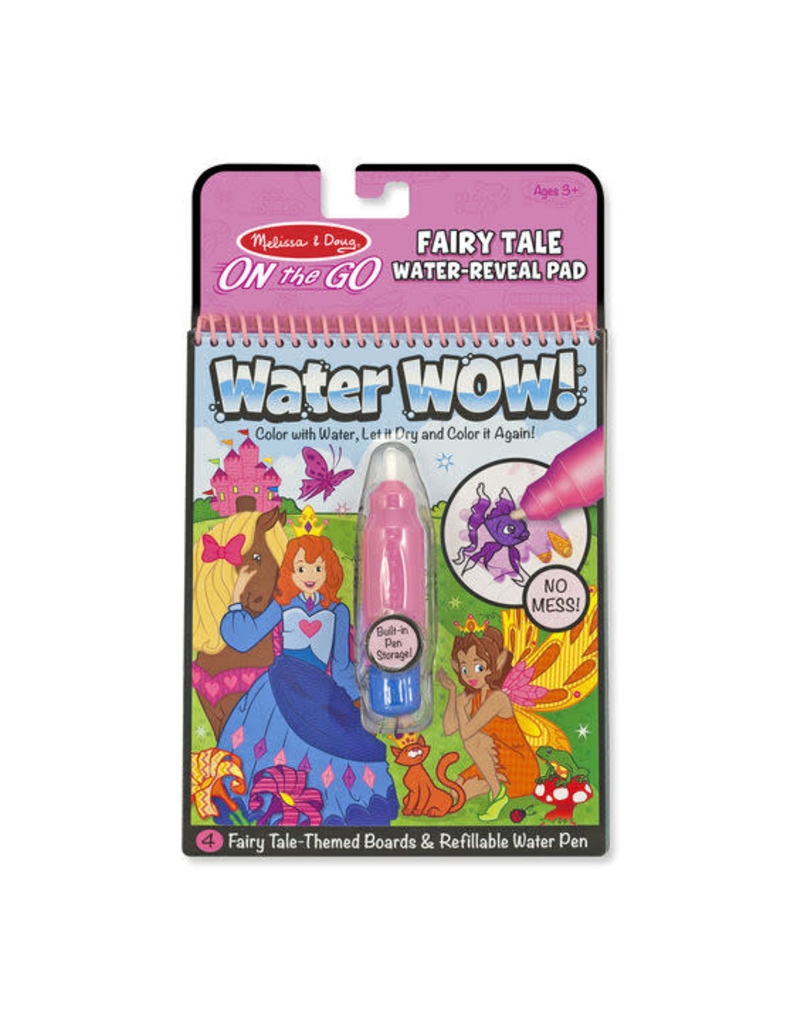 Melissa & Doug M&D - WATER WOW FAIRY TALE #9415