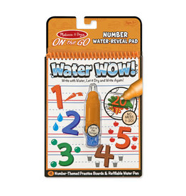 Melissa & Doug M&D - WATER WOW NUMBERS #5399