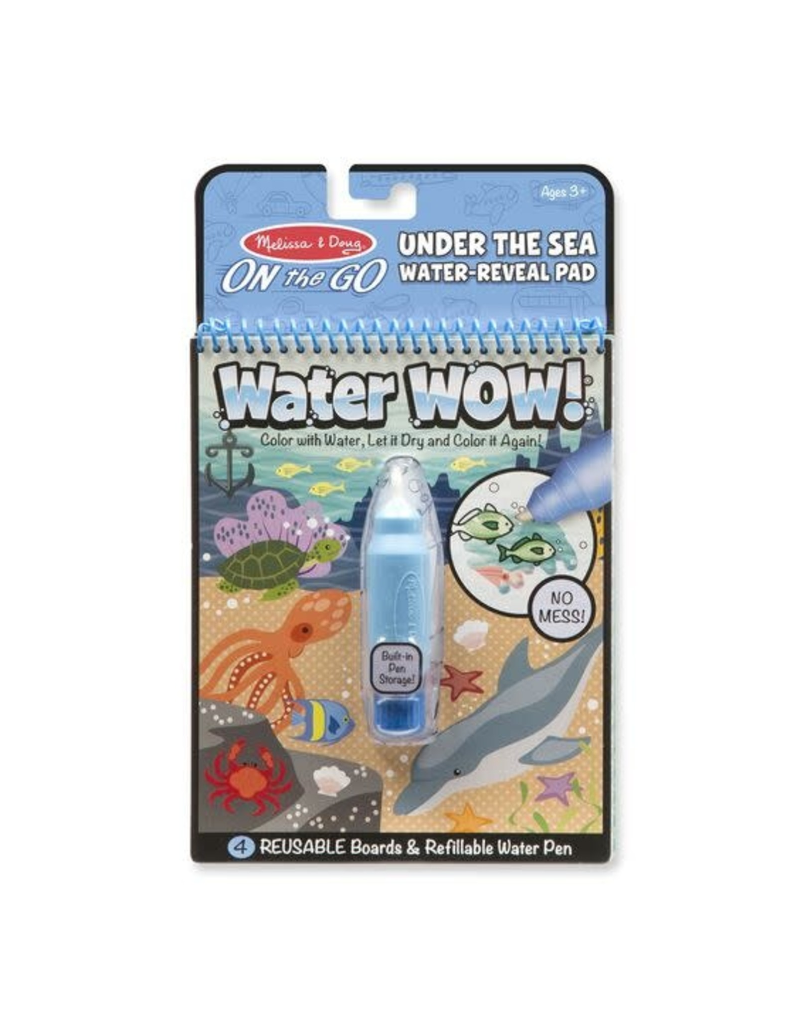 Melissa & Doug M&D - WATER WOW UNDER THE SEA #9445