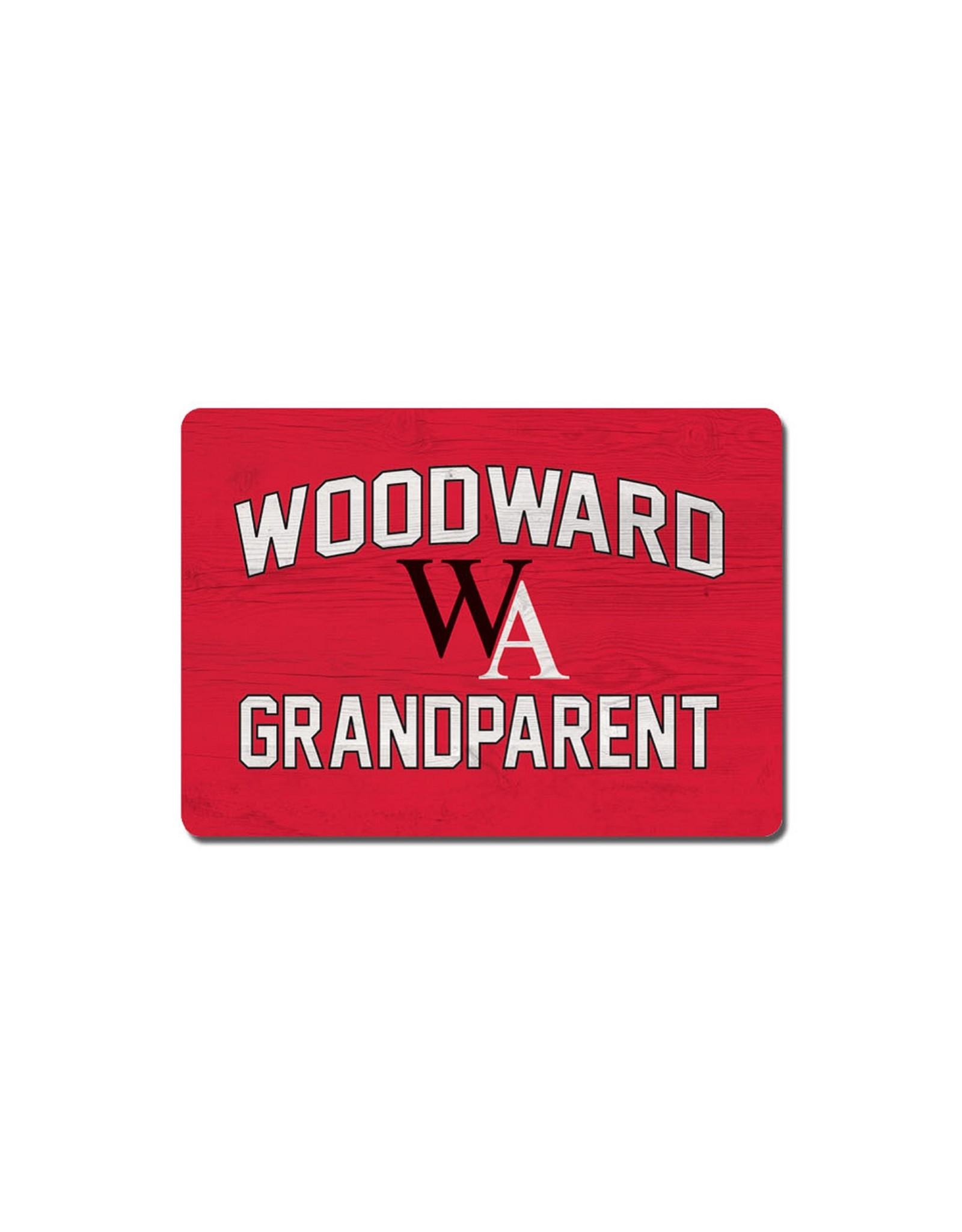 Legacy MAGNET WOOD GRANDPARENT