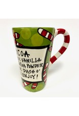 Magnolia Lane MUG ML HOT COCOA