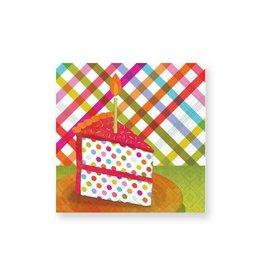 Design Design NAPKIN BEVERAGE POP CAKE