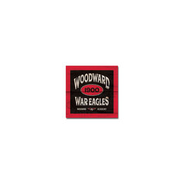 Legacy Wood Magnet 3x3
