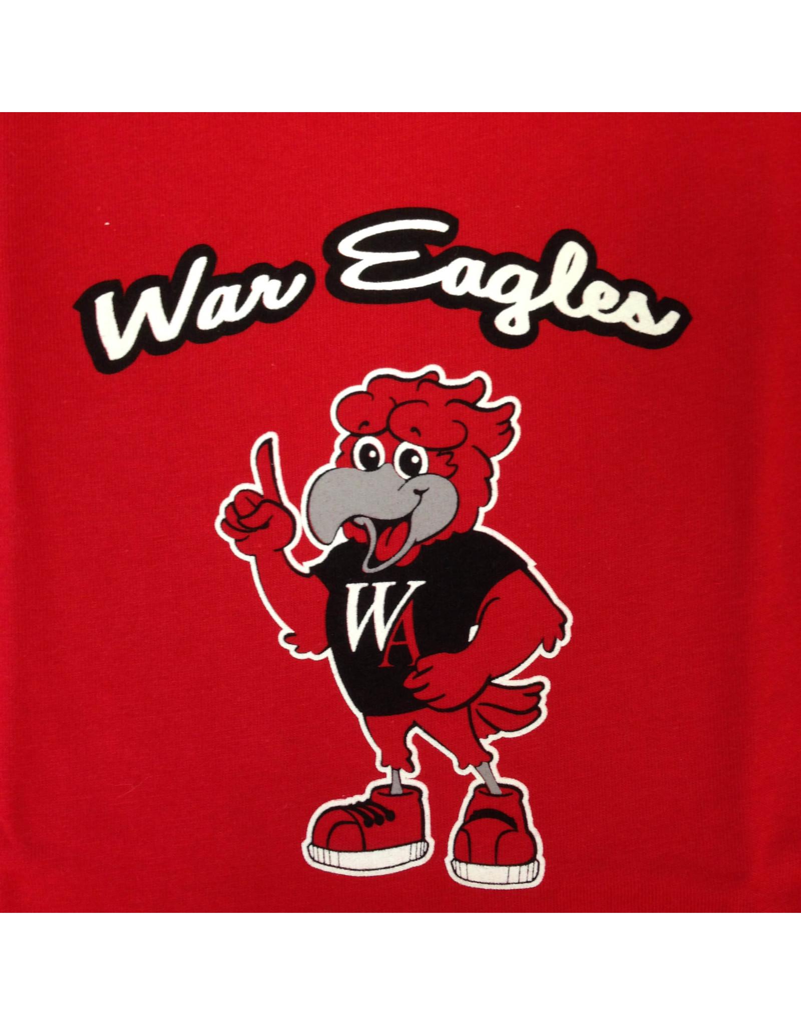 CI Sport Cheer Dress with War Eagles Eddie by CI Sport