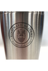 LXG Cup Travel Tumbler in Silver by LXG