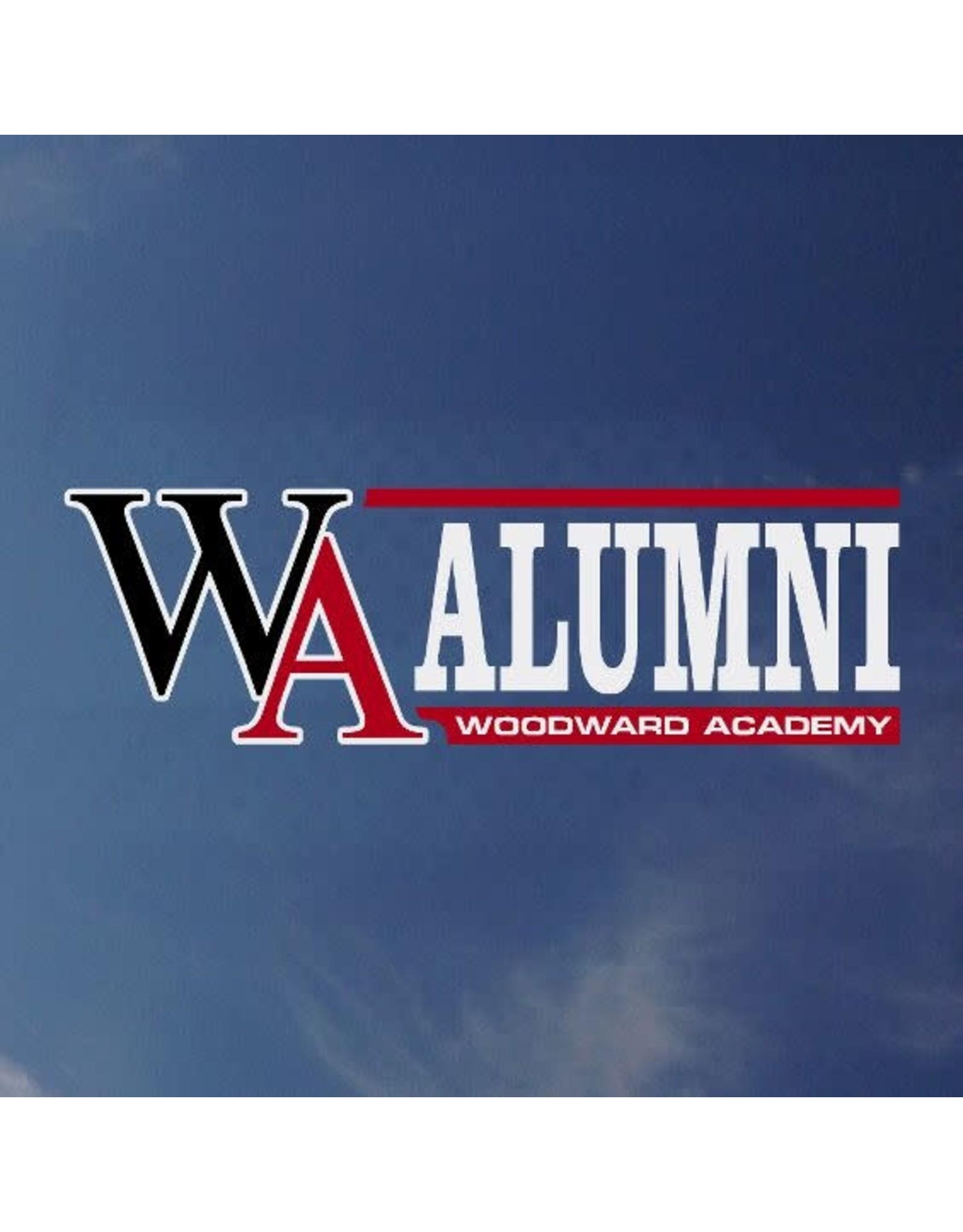 Color Shock WA Alumni Decal