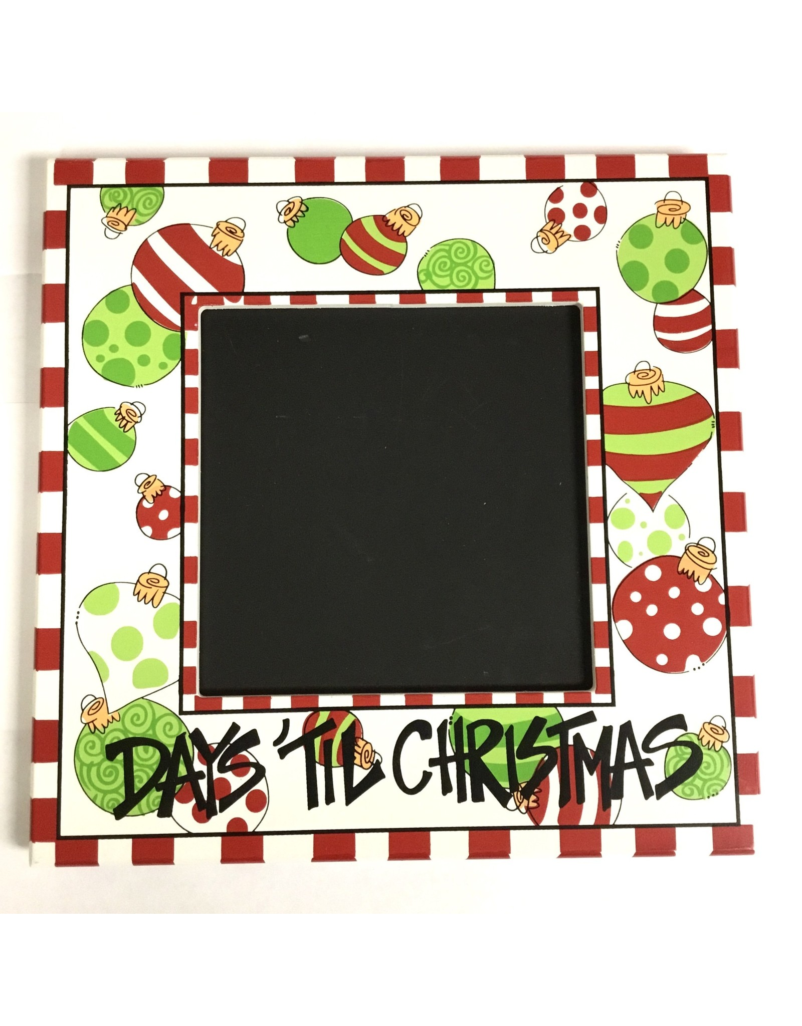 Magnolia Lane Chalkboard Countdown to Christmas by Magnolia Lane