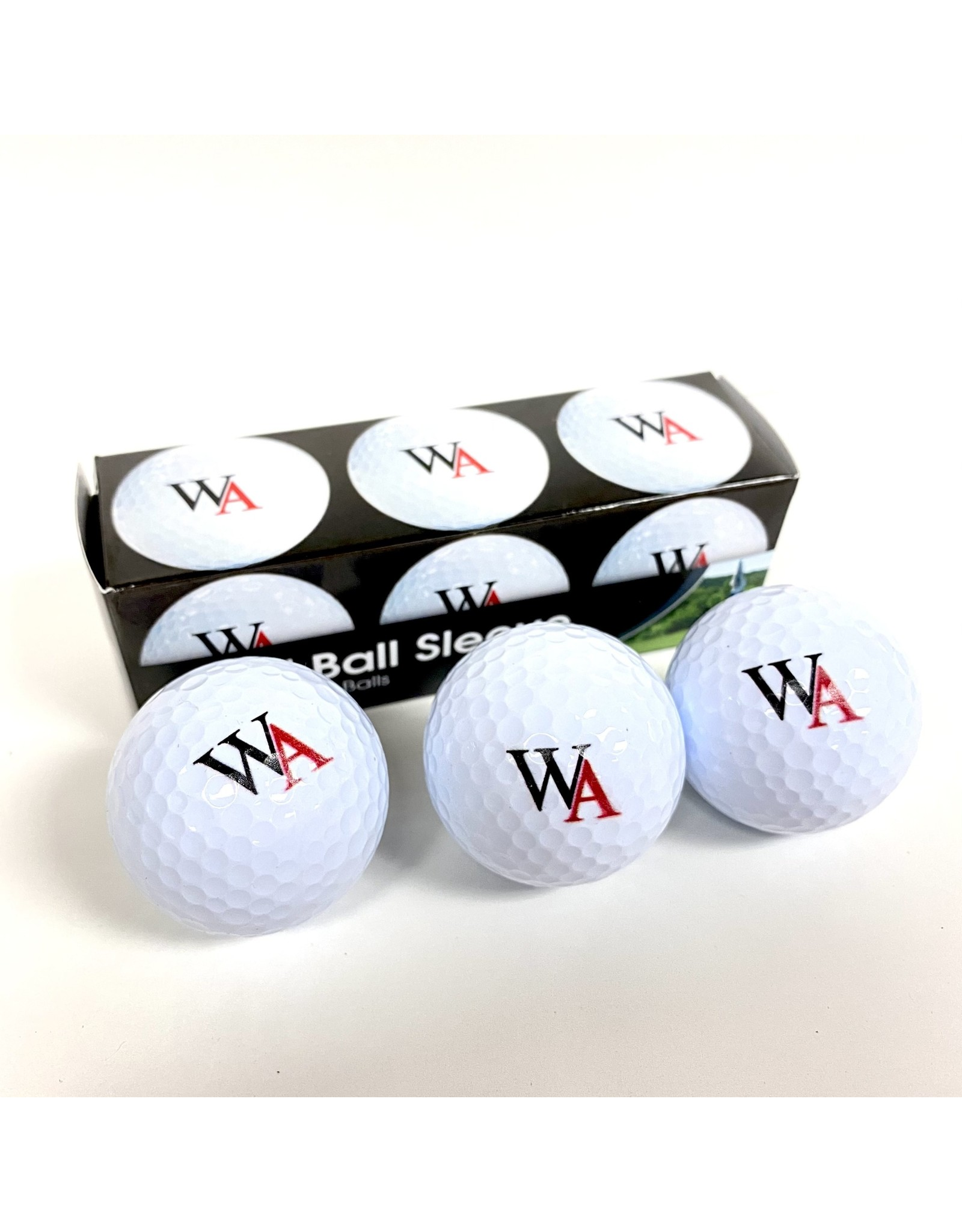 Golf Ball Sleeve (Qty3)