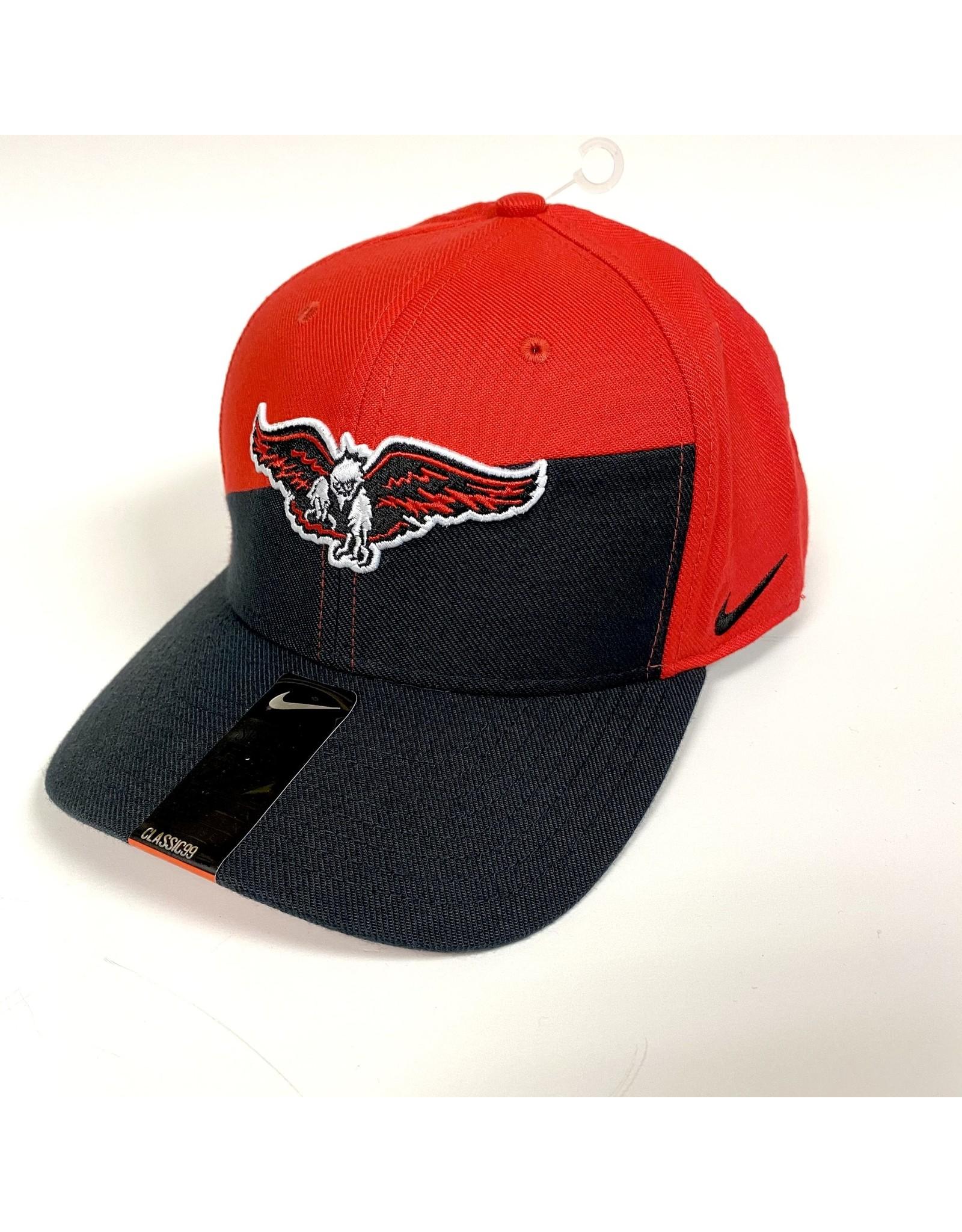NIKE CAP Swoosh Flex Red/Black Eagle by NIKE