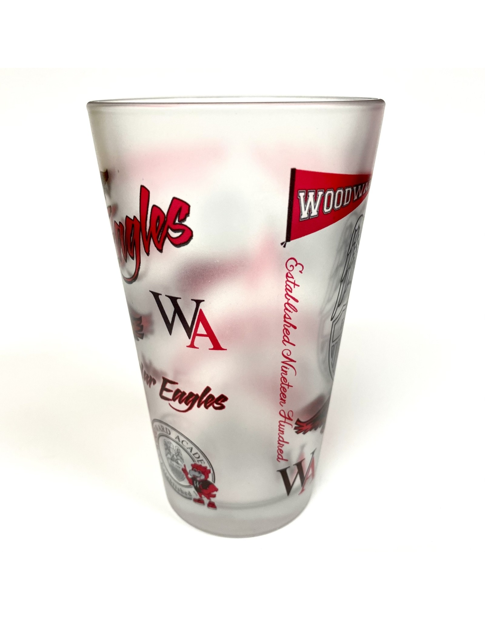 Jardine Cup Frosted Wrapped Glass 16oz