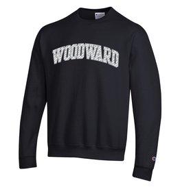 Champion Woodward Crew Sweatshirt in Black