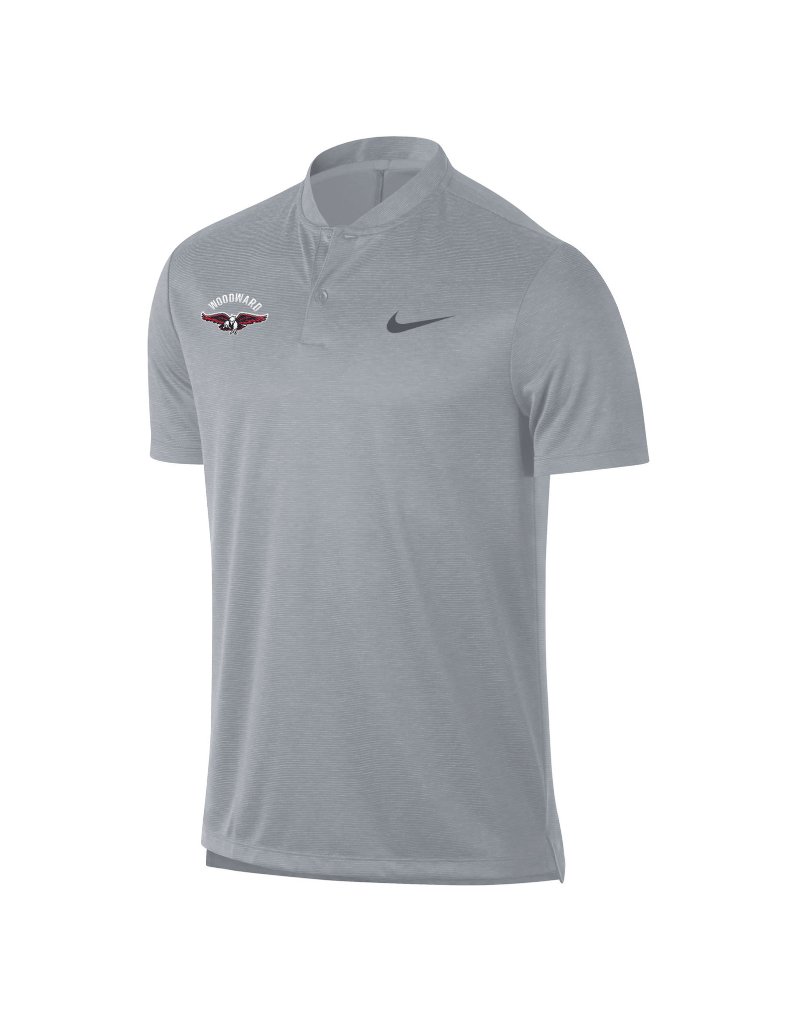 NIKE Modern Ultra SS Polo in Wolf Grey