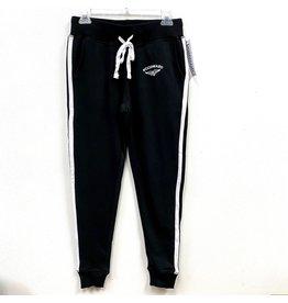 Boxercraft Ladies Jogger Sweatpants in Black