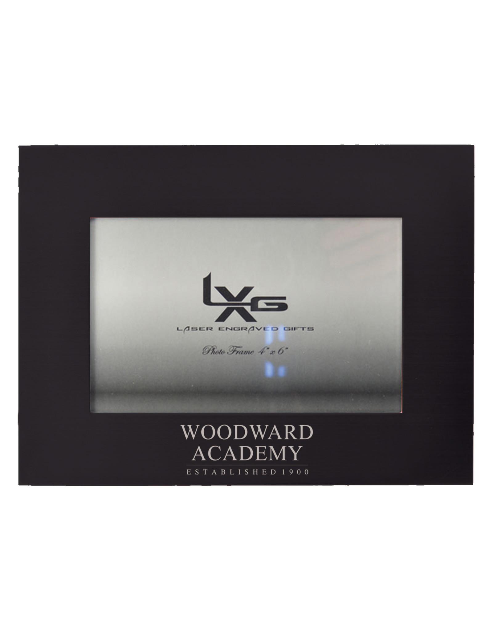 LXG Frame - 4x6 Black Matte by LXG