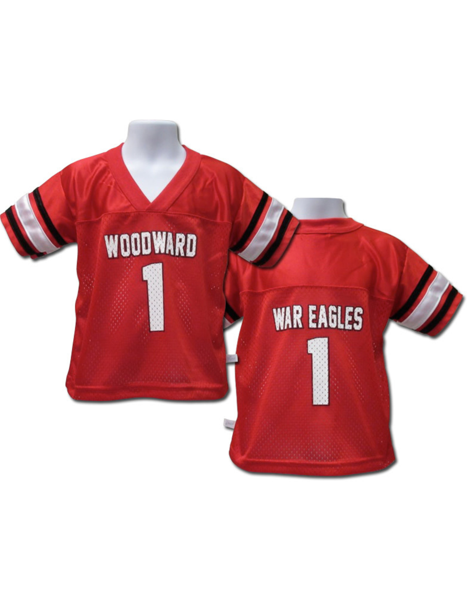 Third Street Youth Woodward Football Jersey