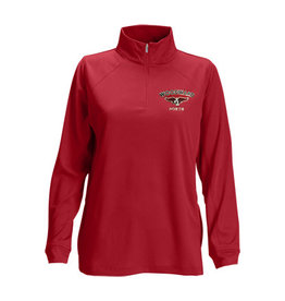 WN Ladies 1/4 Zip Pullover