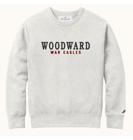 League Stadium Crew Sweatshirt in Oatmeal