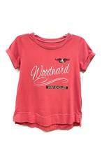 Boxercraft Ladies Cuff T Shirt