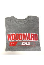 NIKE Woodward NIKE Dad SS Cotton Blend T Shirt (2-colors)