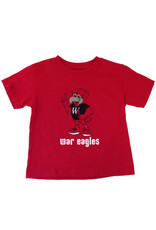 College Kids Toddler T Shirt with Eddie the Eagle in size 2T