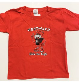 Toddler T Shirt with Eddie the Eagle