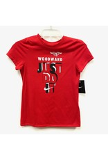 NIKE Youth Girls 'Just Do It' SS Tee by NIKE
