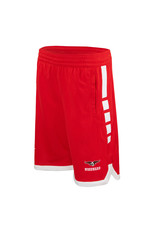 NIKE Youth Elite Stripe Shorts in Red by NIKE