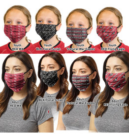 League Face Covering (3-Layer)