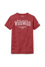 League Youth Victory Falls Tee in Red by League