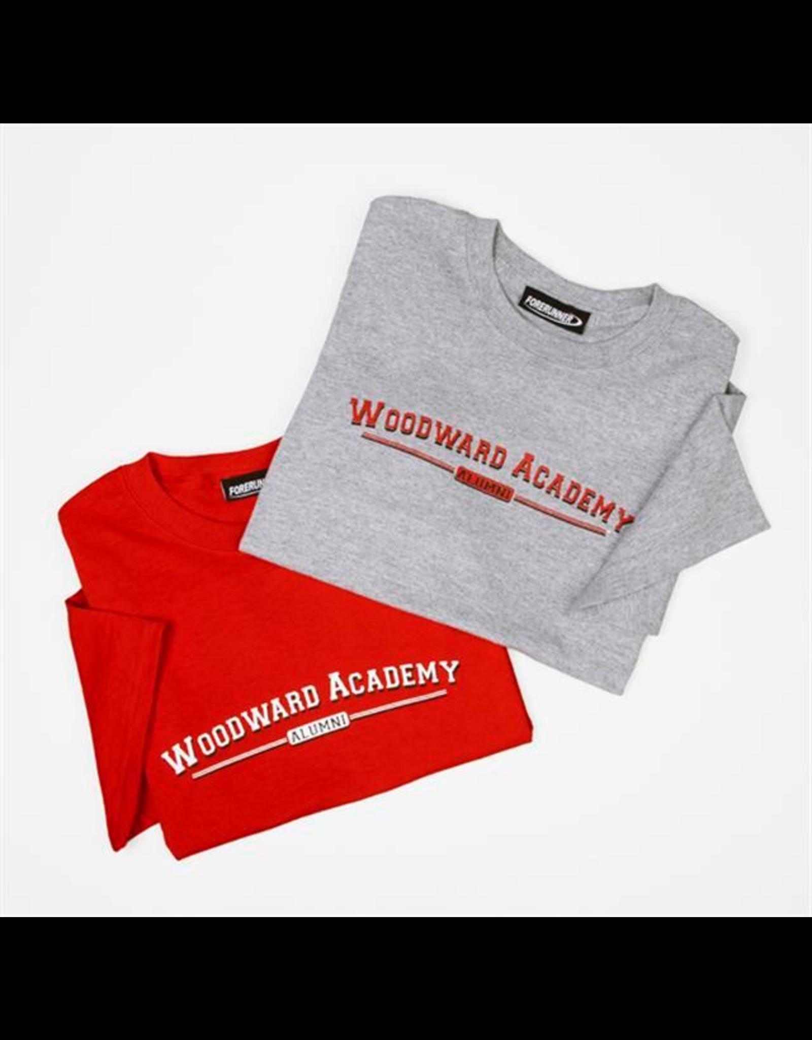 Alumni Stripe SS T Shirt