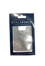 2X MOBILE KOALA POUCH - GREY