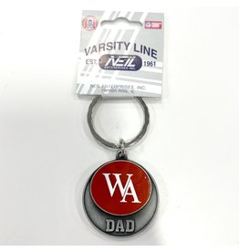 Neil Enterprises KEY CHAIN WA DAD