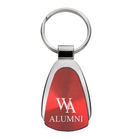 Key Chain Alumni Teardrop by LXG