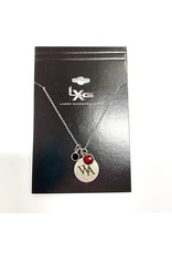 LXG NECKLACE LXG CHARMED WA