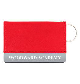 LXG ID Holder in Red by LXG
