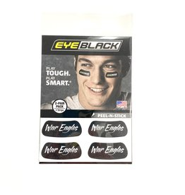 Neil Enterprises Eye Black War Eagles