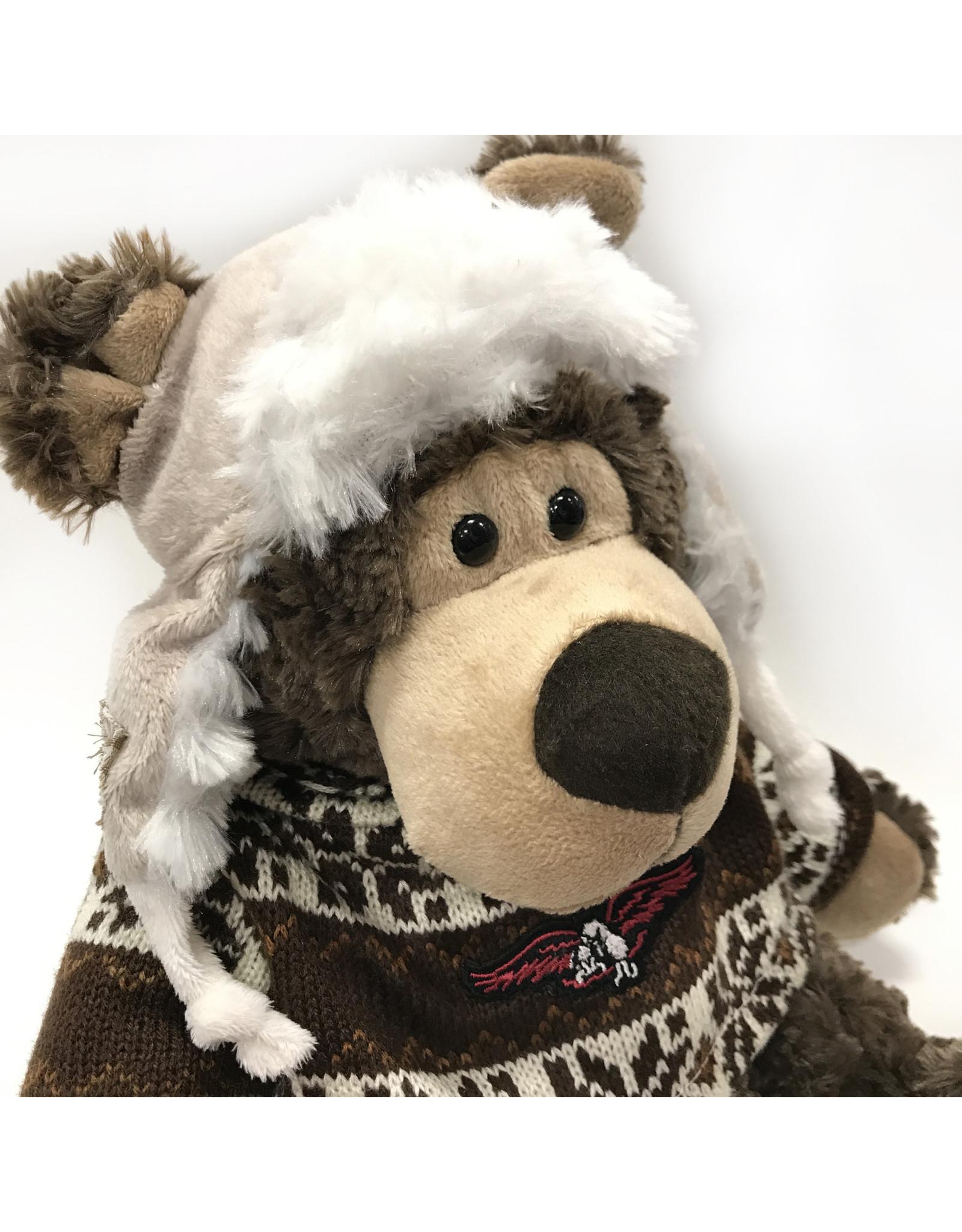 Mascot Factory PLUSH BEAR - NORDIC 10